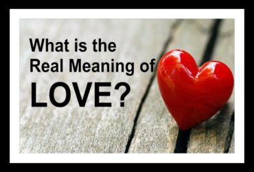 meaning of love